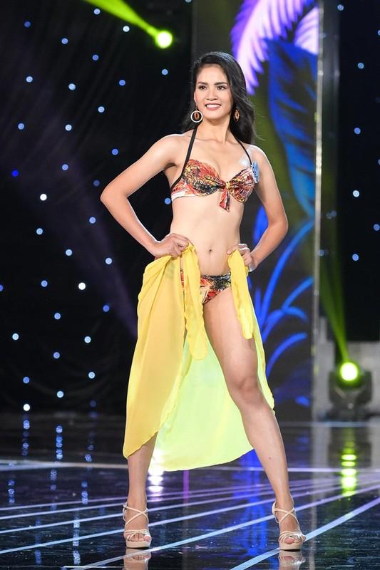 Thi sinh Miss World Viet Nam 2019 lo nhuoc diem khi dien ao tam-Hinh-18
