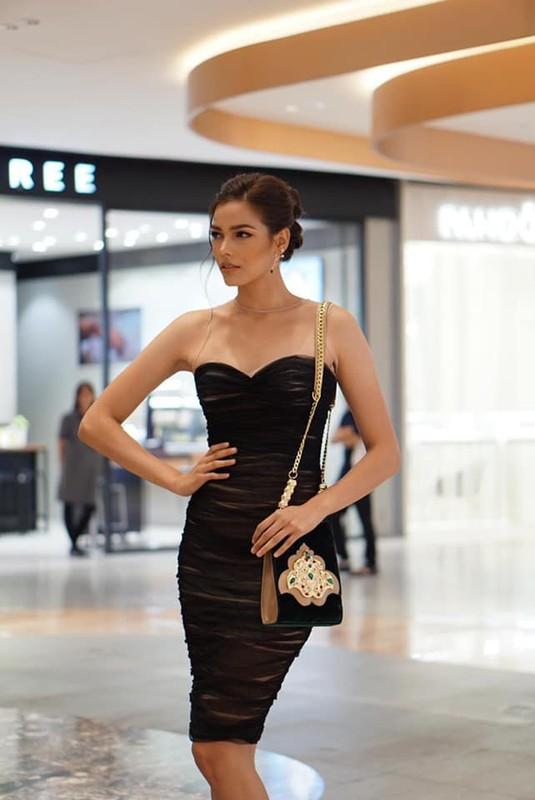 Soi tai, sac doi thu dang gom cua Hoang Thuy tai Miss Universe 2019-Hinh-7