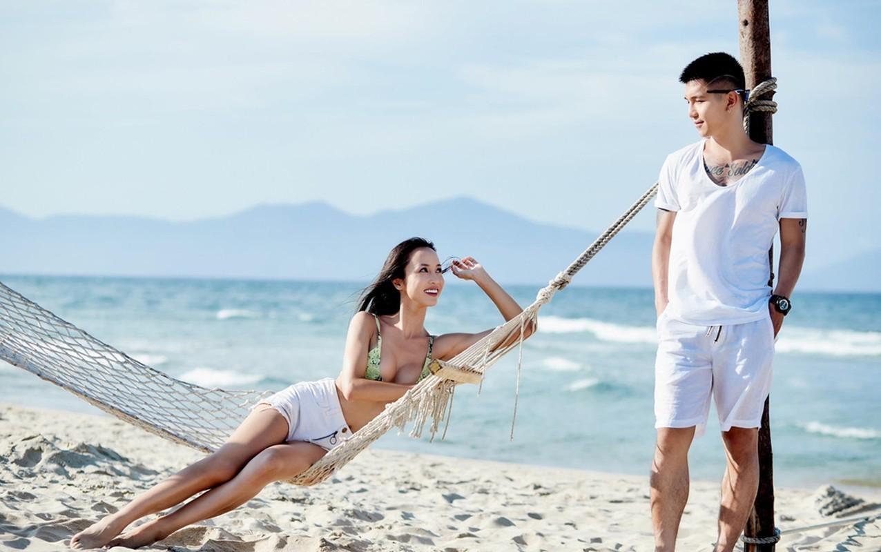 Cuong Seven - Vu Ngoc Anh tinh tu trong MV moi sau tiet lo hen ho-Hinh-8