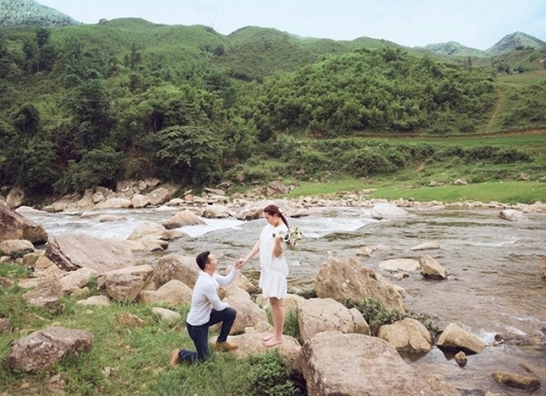 Ngam anh cuoi ngoai canh cua Phan Nhu Thao - Duc An o Sa Pa-Hinh-8