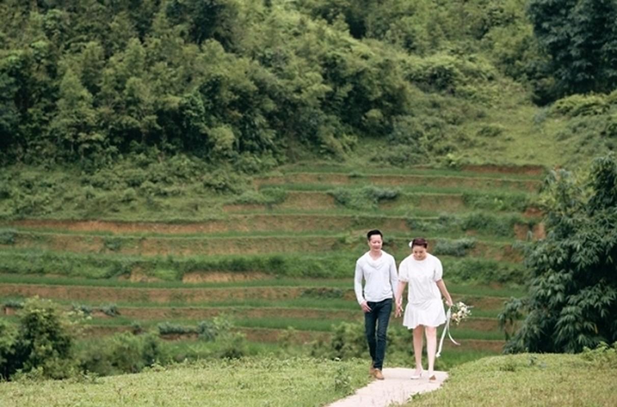 Ngam anh cuoi ngoai canh cua Phan Nhu Thao - Duc An o Sa Pa-Hinh-9