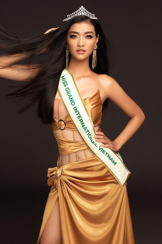 Ve goi cam cua Kieu Loan du doan dang quang Miss Grand International