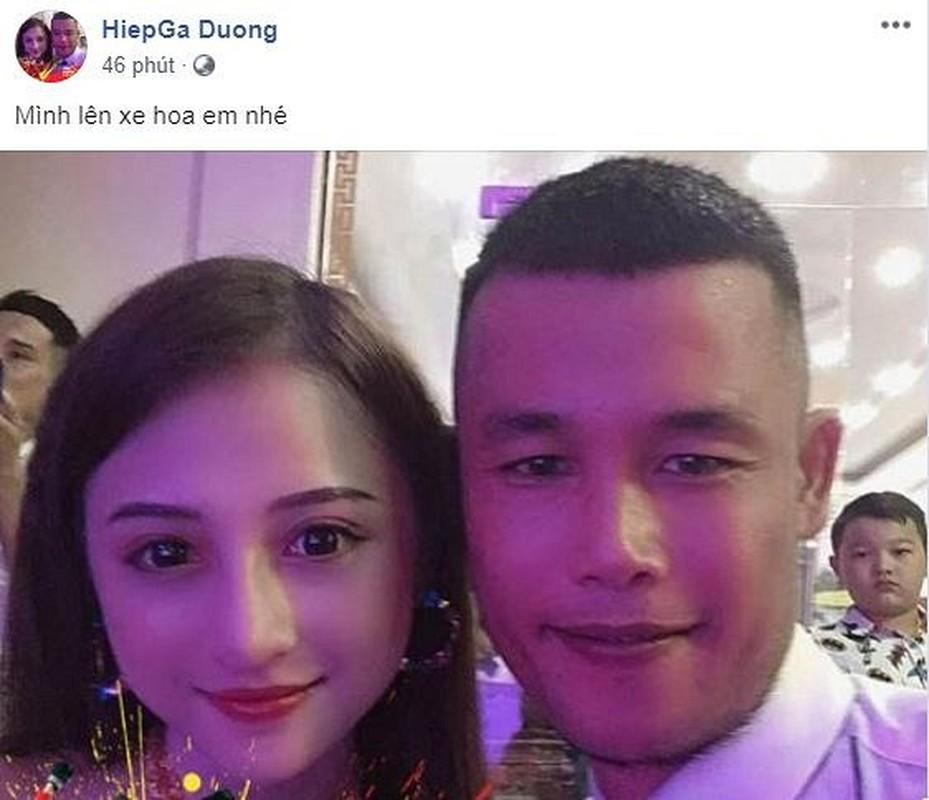 Up mo tinh moi chan che, Hiep Ga lai rap rinh muon lay vo 4
