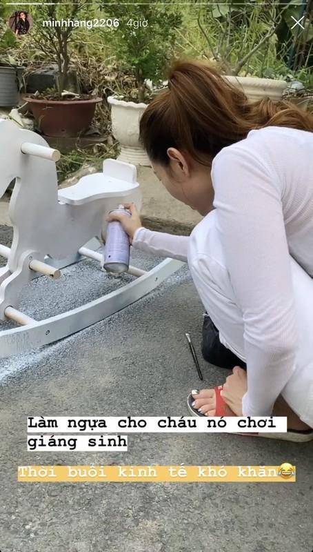 Cuong Do La khoe don Giang sinh am ap ben Dam Thu Trang-Hinh-10