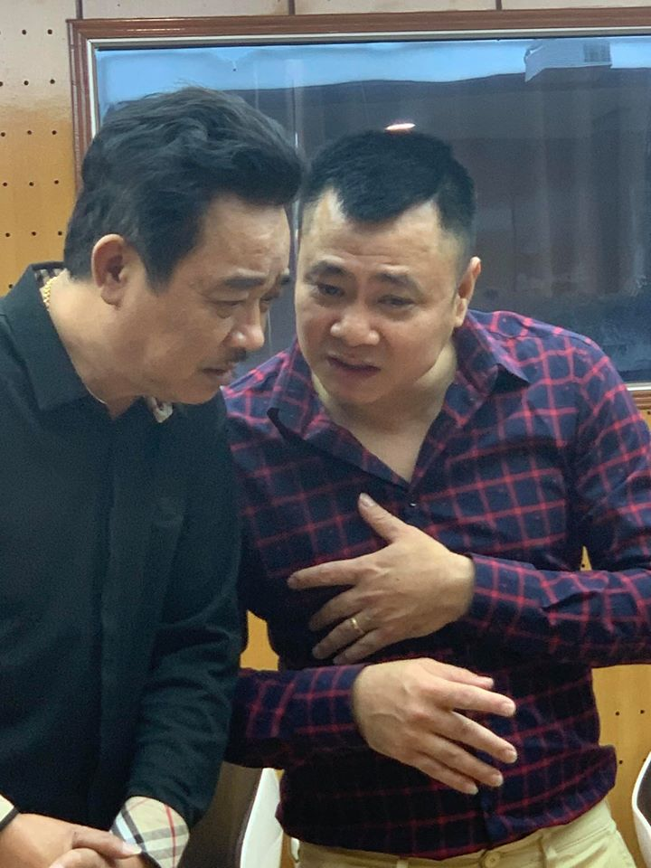 Nghe si Thanh Thanh Hien xuat hien trong chuong trinh thay the Tao quan-Hinh-12