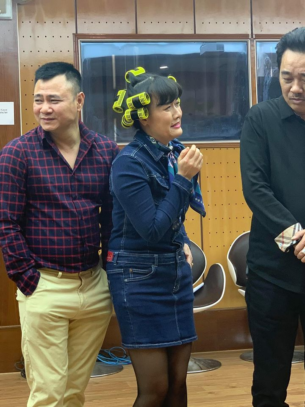 Nghe si Thanh Thanh Hien xuat hien trong chuong trinh thay the Tao quan-Hinh-8