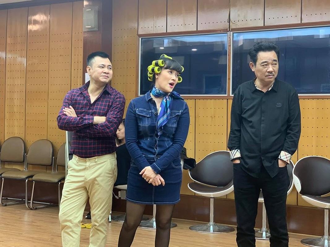 Nghe si Thanh Thanh Hien xuat hien trong chuong trinh thay the Tao quan-Hinh-9