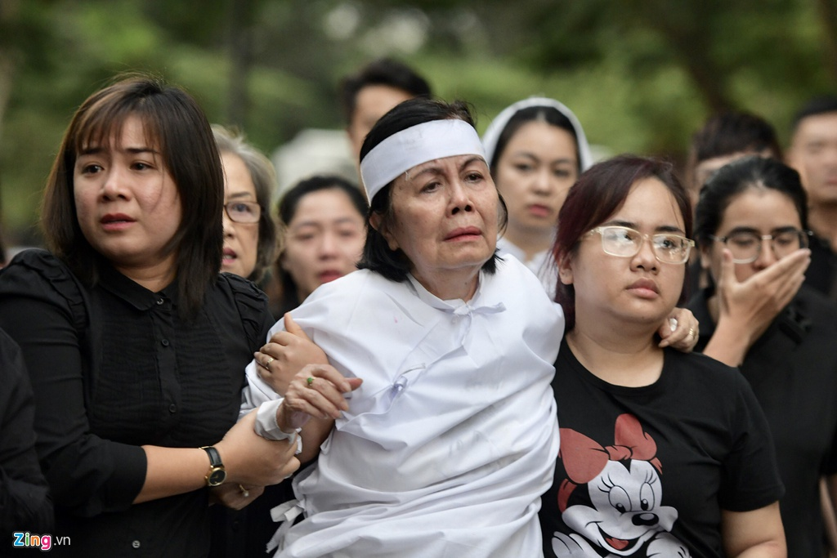 Con trai nghe si Chanh Tin ve muon, khoc oa truoc linh cuu cha-Hinh-9