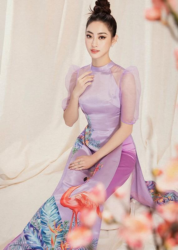 "Hoa hau Luong Thuy Linh dien ao dai ""ninh dang"", xuan sac rang ngoi-Hinh-15"