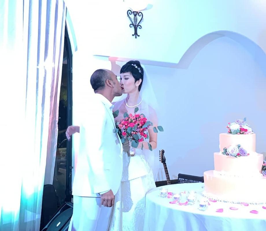 Viet Huong, Hong Dao du tiec bao hy cua vo chong Xuan Lan o My-Hinh-2