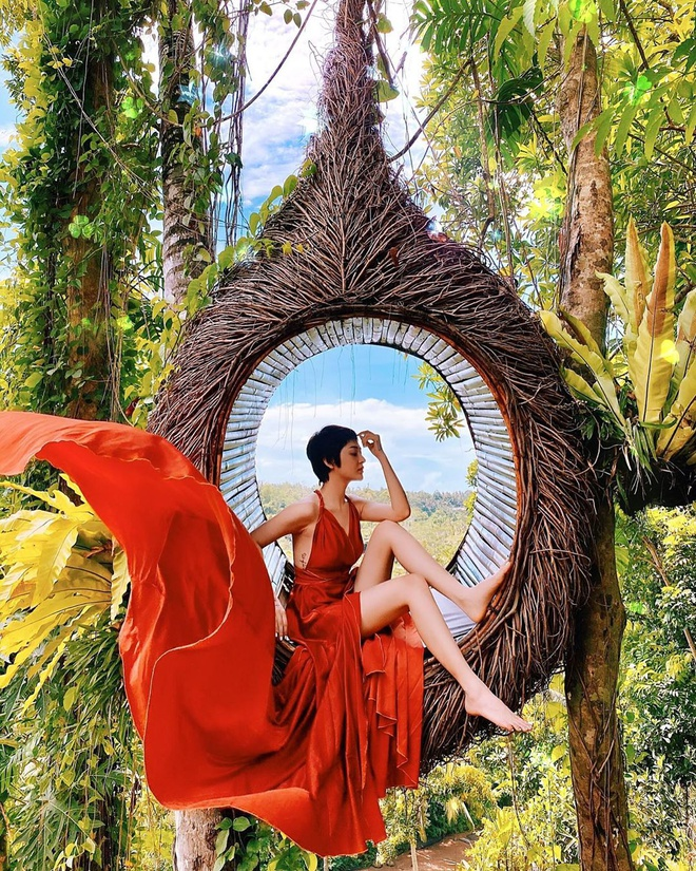 Bao Anh mac goi cam, nghien khoe eo thon dang nuot-Hinh-10