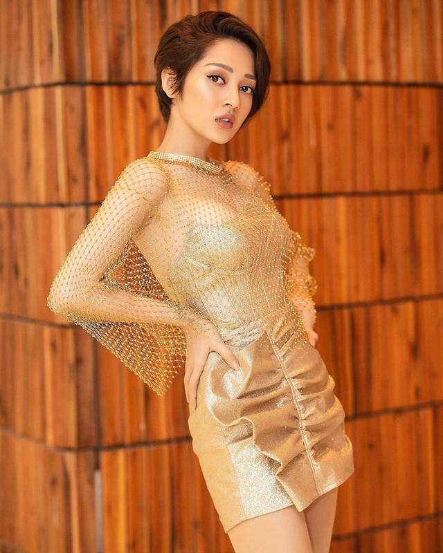 Bao Anh mac goi cam, nghien khoe eo thon dang nuot-Hinh-6