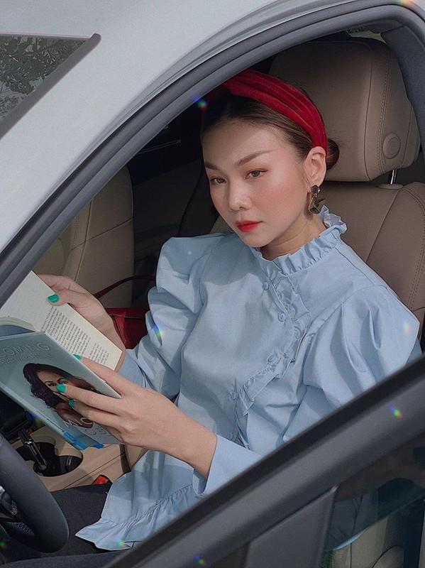 Valentine 2020: Thanh Hang, Ngo Thanh Van than e, Bao Anh choi voi meo-Hinh-2
