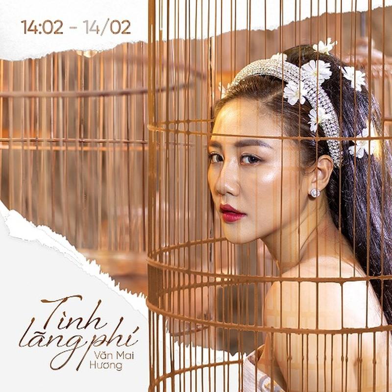 Van Mai Huong mac goi cam, trai long voi cuoc tinh buon ngay Valentine-Hinh-8