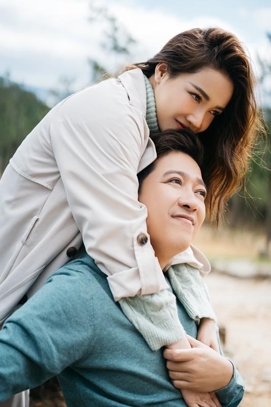 Nha Phuong - Truong Giang cuc tinh trong bo anh dip Valentine-Hinh-10