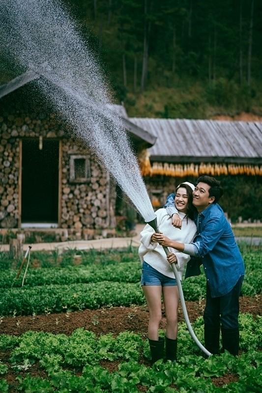 Nha Phuong - Truong Giang cuc tinh trong bo anh dip Valentine-Hinh-4
