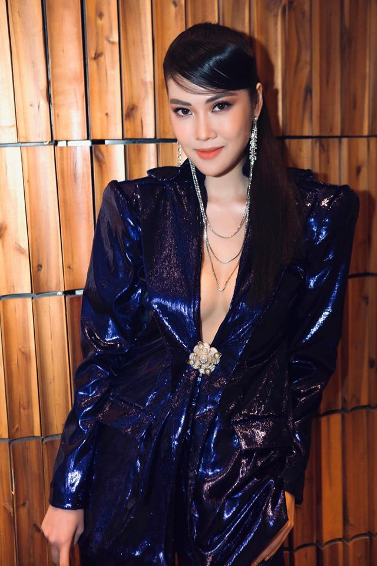 Ve ngoai goi cam hut mat cua ban gai Song Luan-Hinh-9
