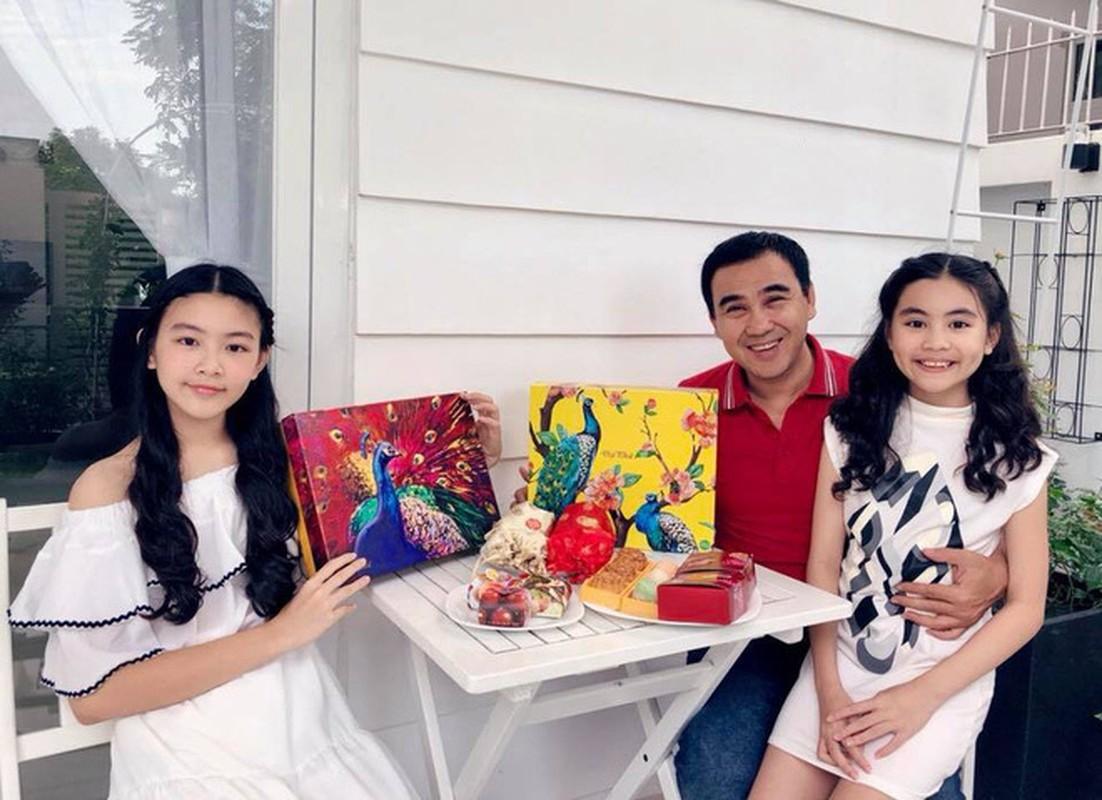 Con gai xinh nhu hoa hau, nhieu tai le cua MC Quyen Linh-Hinh-5