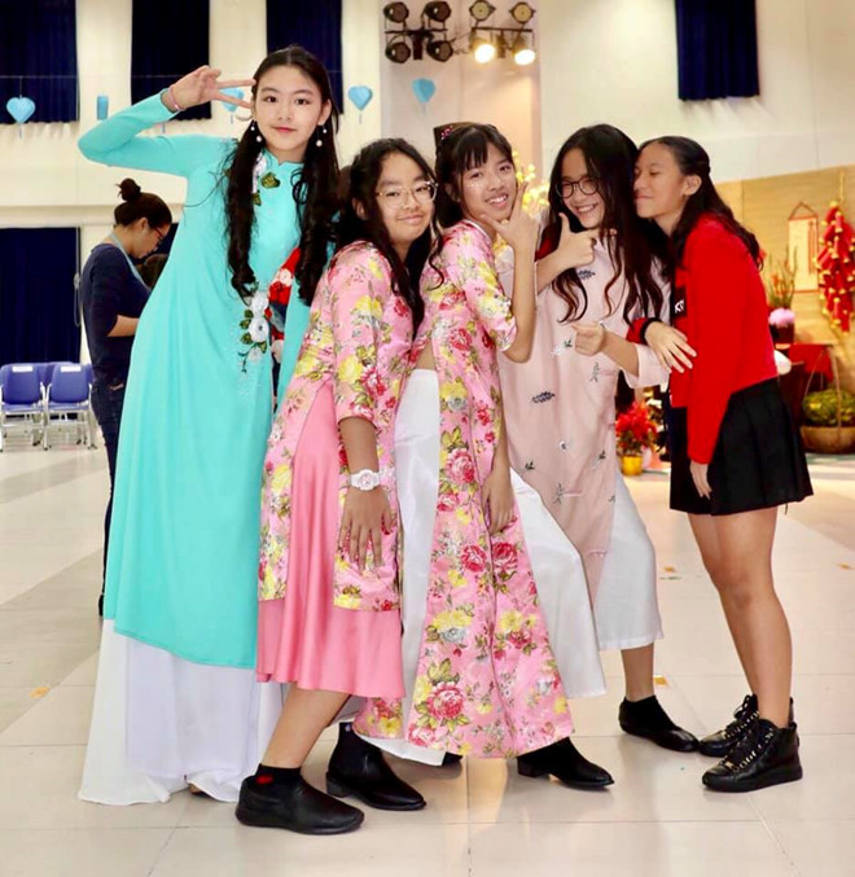 Con gai xinh nhu hoa hau, nhieu tai le cua MC Quyen Linh-Hinh-8