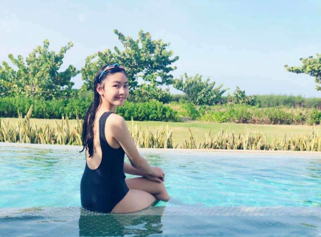 Con gai xinh nhu hoa hau, nhieu tai le cua MC Quyen Linh-Hinh-9