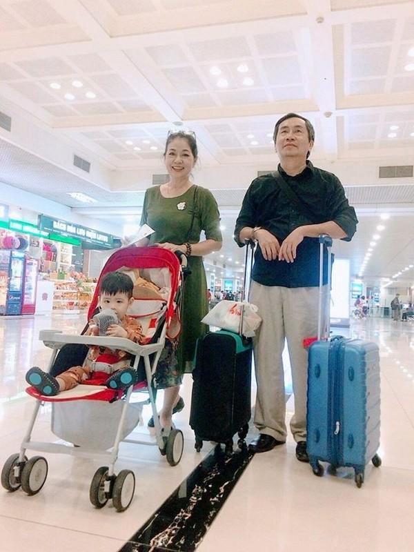 Lay chong tap hai lam dau Ha thanh, cuoc song dien vien Minh Phuong ra sao?-Hinh-15