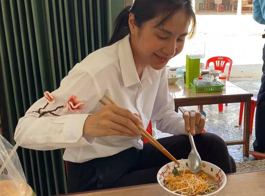 Thuy Tien quyen gop duoc 12 ty, dang lap dat may loc giup dan mien Tay-Hinh-7