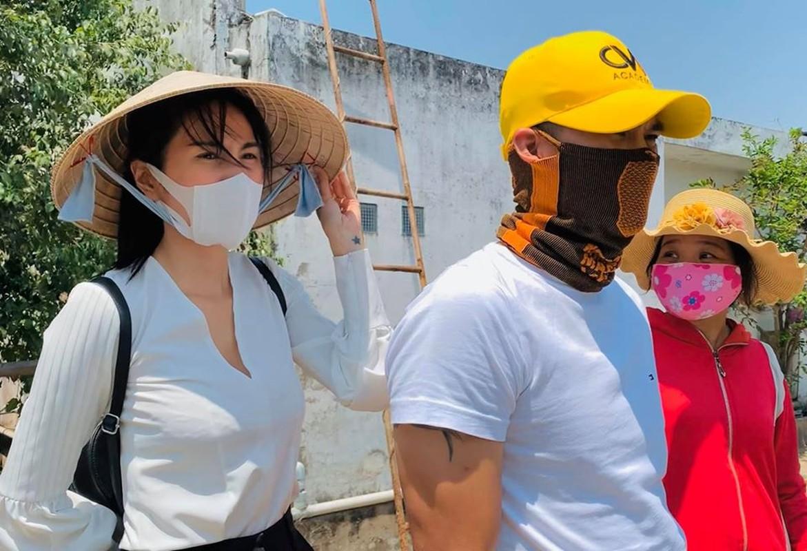 Thuy Tien quyen gop duoc 12 ty, dang lap dat may loc giup dan mien Tay-Hinh-9