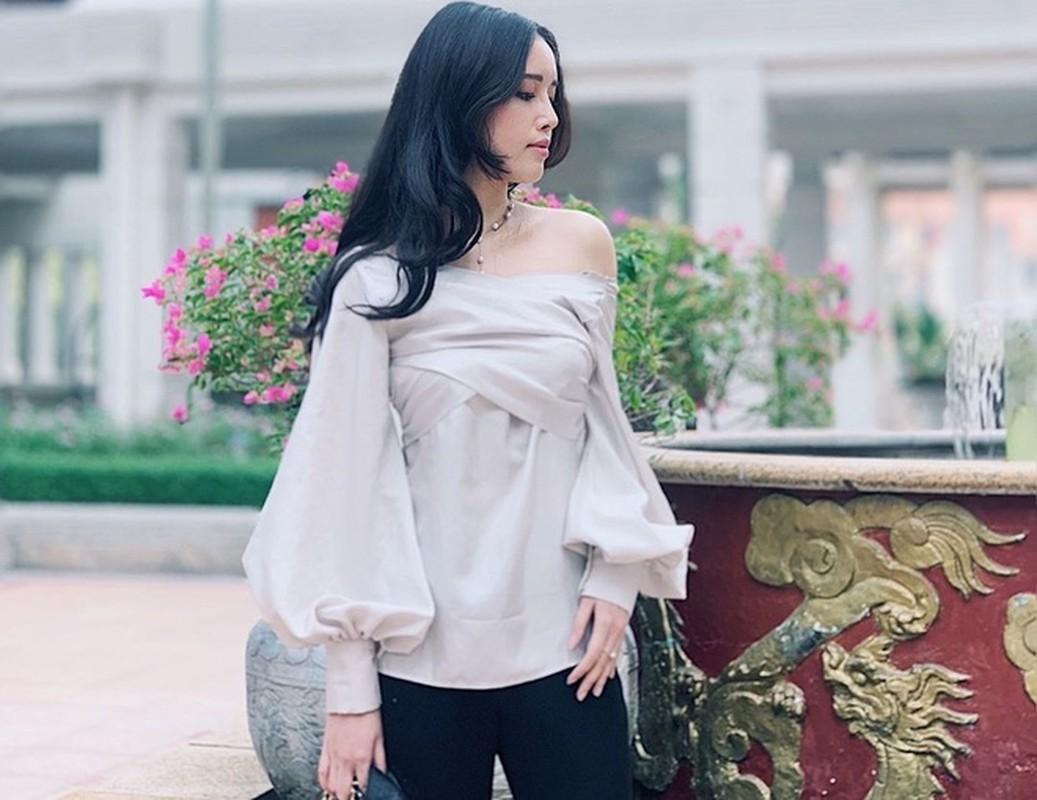 """Em gai Mai Phuong Thuy """"tro ma"""" xinh dep, goi cam lan luot chi hoa hau-Hinh-10"""