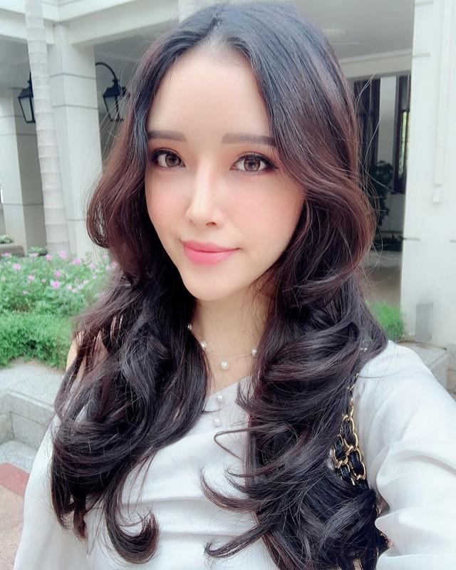 """Em gai Mai Phuong Thuy """"tro ma"""" xinh dep, goi cam lan luot chi hoa hau-Hinh-12"""
