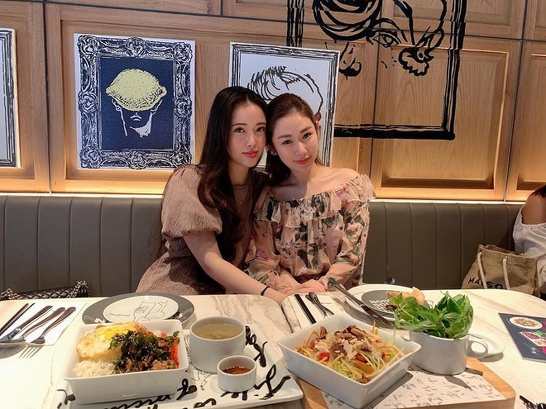 """Em gai Mai Phuong Thuy """"tro ma"""" xinh dep, goi cam lan luot chi hoa hau-Hinh-5"""