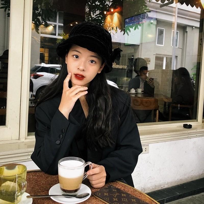 Con gai 16 tuoi cua NS Chieu Xuan vua xinh dep lai da tai, hat hay-Hinh-13