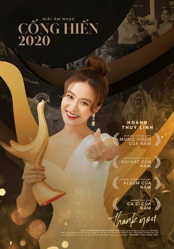Hoang Thuy Linh thang lon, doat 4 giai Am nhac Cong hien lan thu 15-Hinh-2