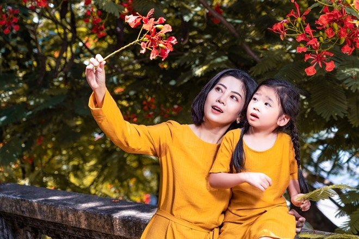 Bui ngui ngam anh Mai Phuong chup cung con gai truoc khi qua doi-Hinh-4
