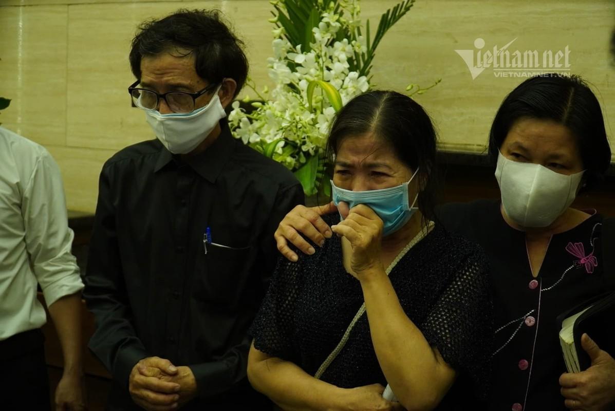 Me Mai Phuong khoc nghen khi con gai duoc dua vao hoa tang-Hinh-6