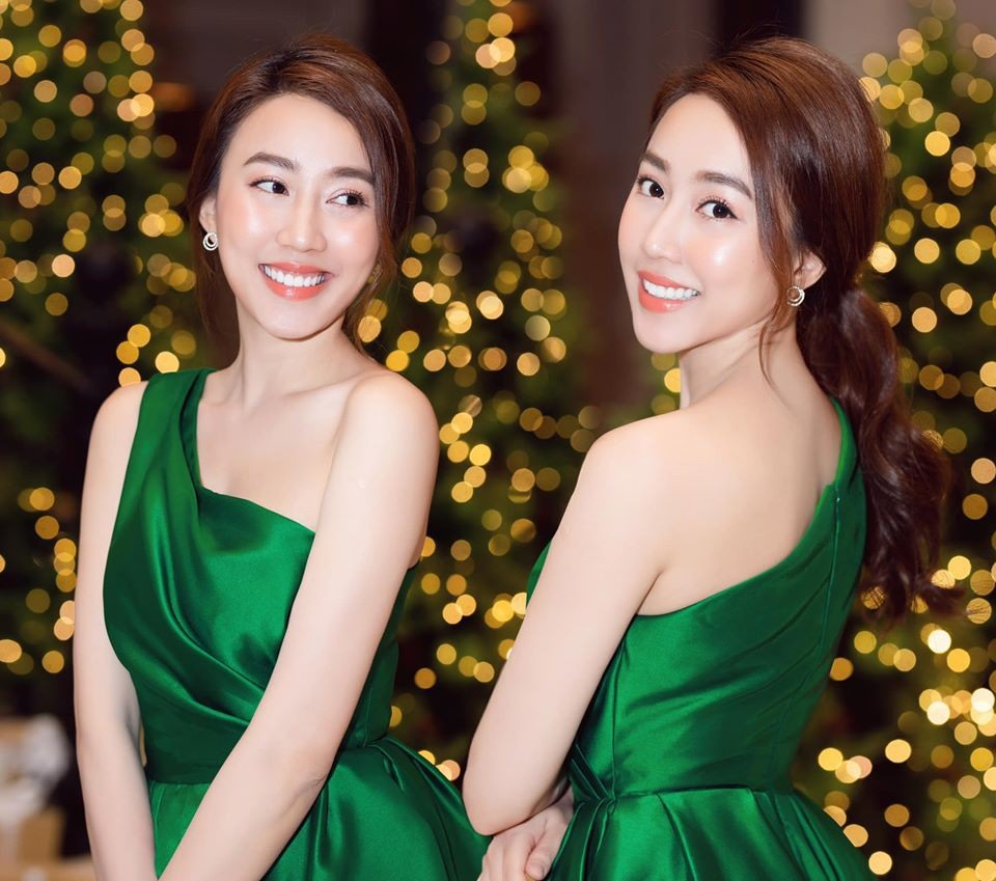 "Huynh Hong Loan noi gi ve ""hop dong tinh cam"" voi cau thu Tien Linh"
