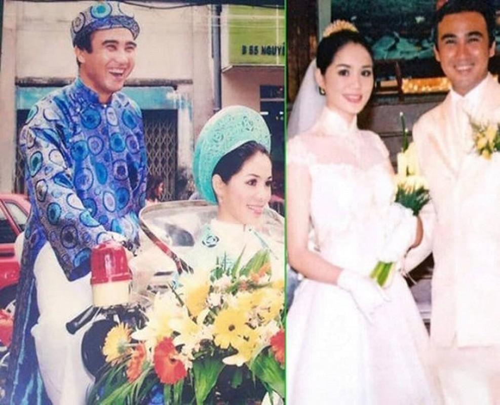 Vo MC Quyen Linh thoi tre qua xinh, bao sao sinh 2 con gai dep nhu hoa-Hinh-8