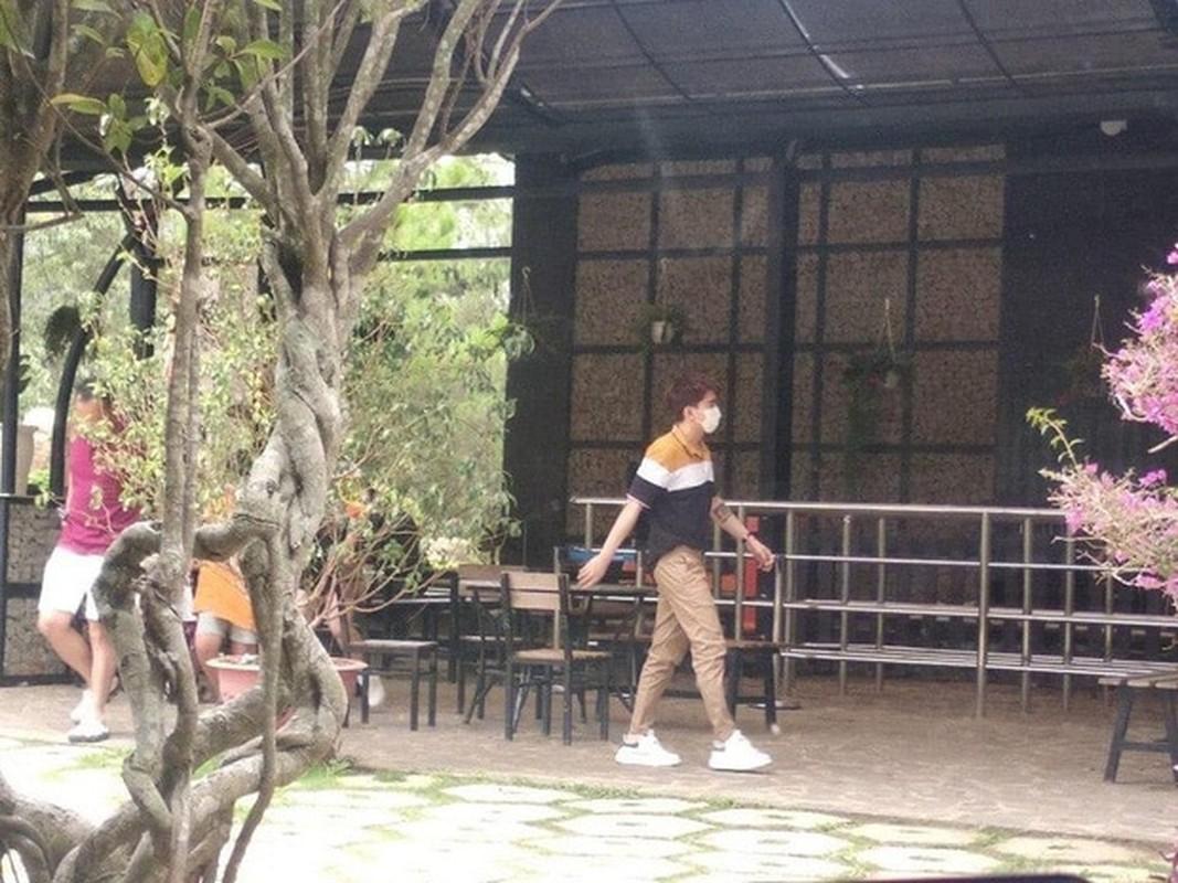 Ninh Duong Lan Ngoc - Chi Dan lo anh om nhau, hen ho o Da Lat-Hinh-2