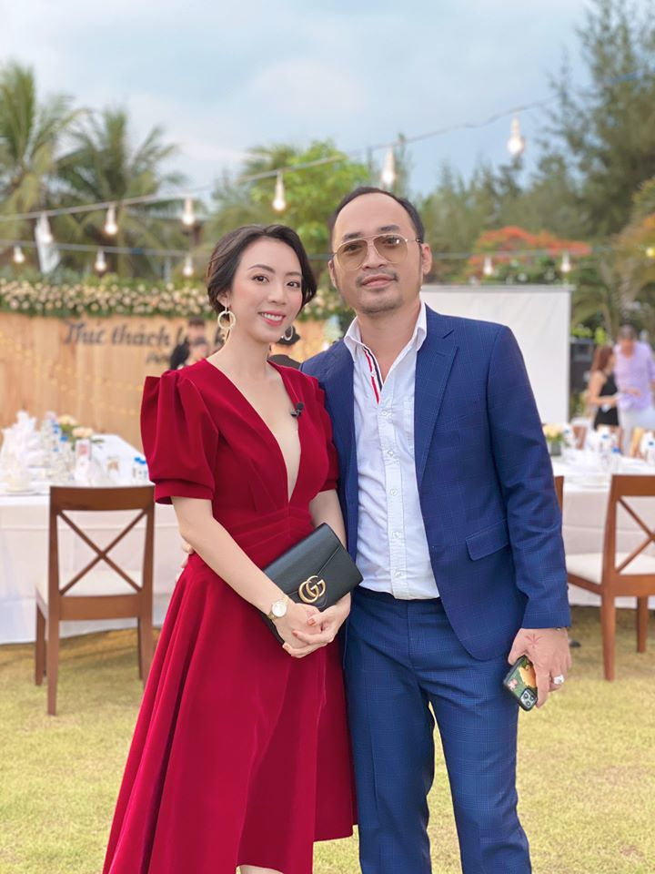 Bao Thanh khoe duoc chong tang xe sang tien ty-Hinh-5