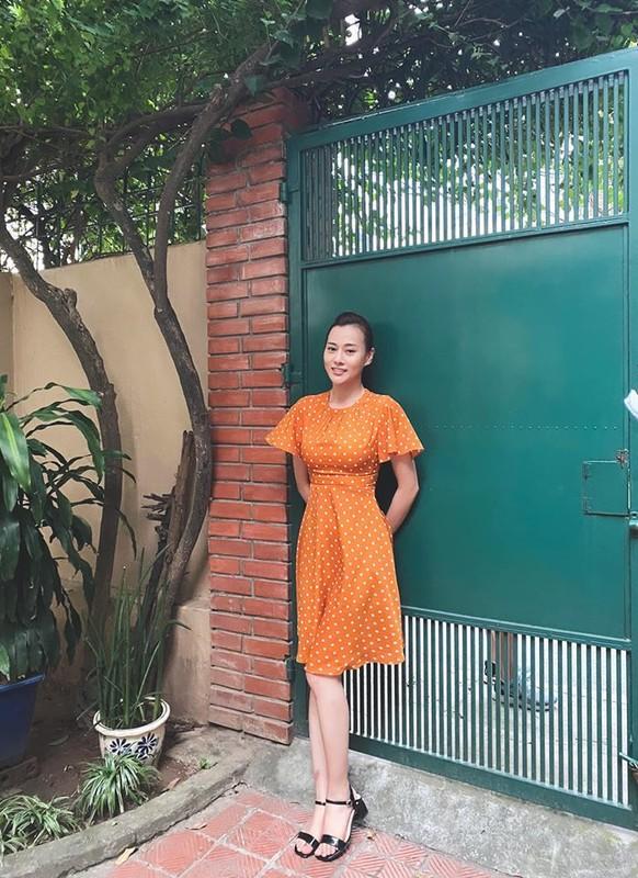 Phuong Oanh giam gan 6kg,
