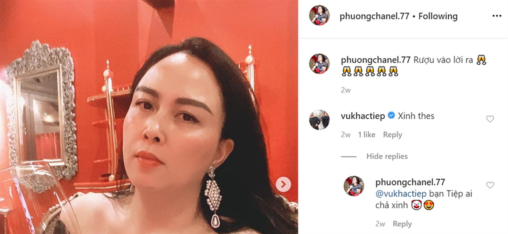 Khen Phuong Chanel