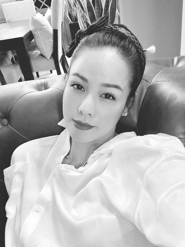 Hoai Lam lo dien sau 2 thang vang bong ve que chua benh-Hinh-2