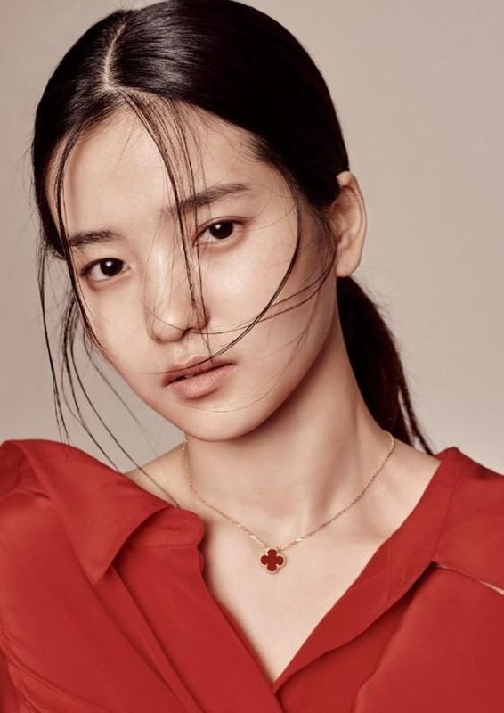 Ve xinh dep cua nang tho phim 18+ xuat hien voi Song Joong Ki-Hinh-4