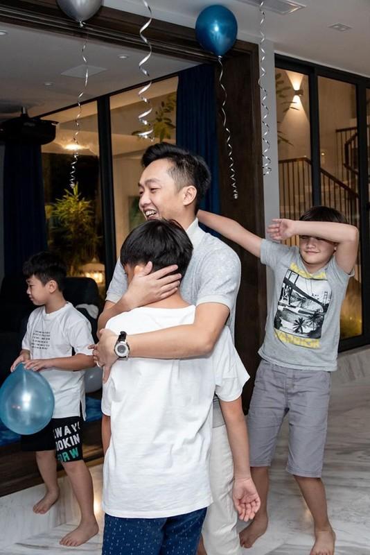Ho Ngoc Ha, Cuong Do La vui ve to chuc sinh nhat cho Subeo-Hinh-8