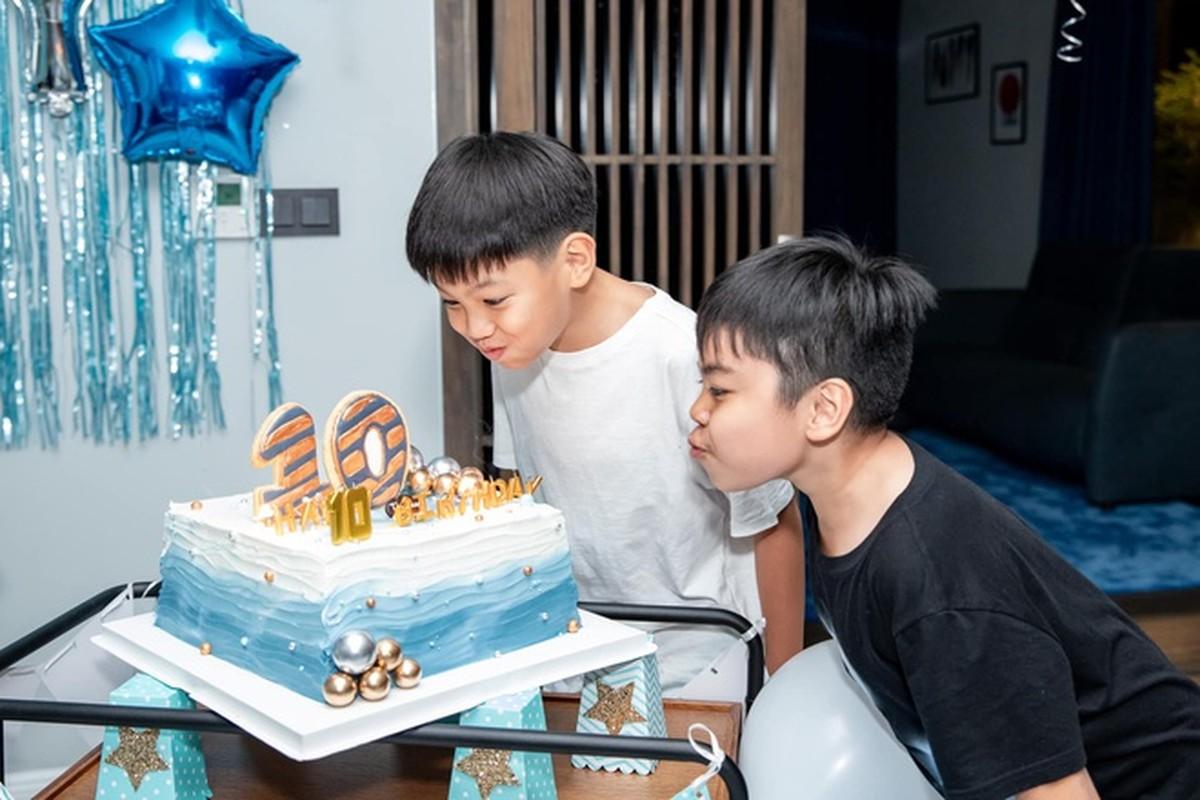 Ho Ngoc Ha, Cuong Do La vui ve to chuc sinh nhat cho Subeo-Hinh-9