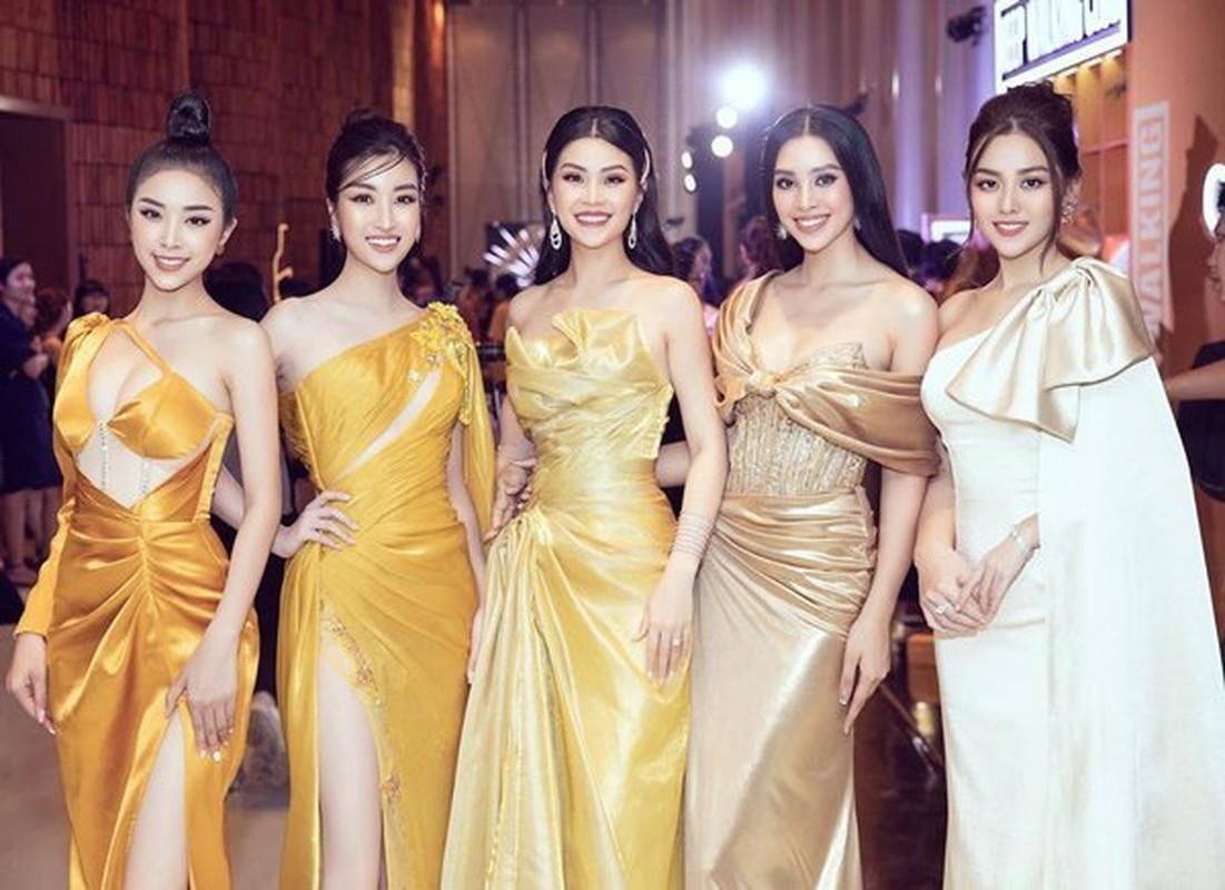 Mai Phuong Thuy va hoi ban than toan hoa hau, a hau cua Vbiz-Hinh-10
