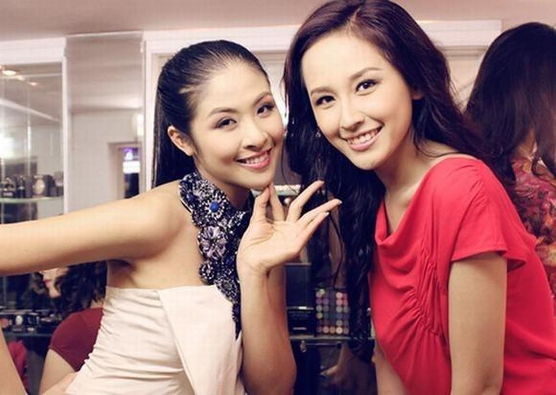 Mai Phuong Thuy va hoi ban than toan hoa hau, a hau cua Vbiz-Hinh-3