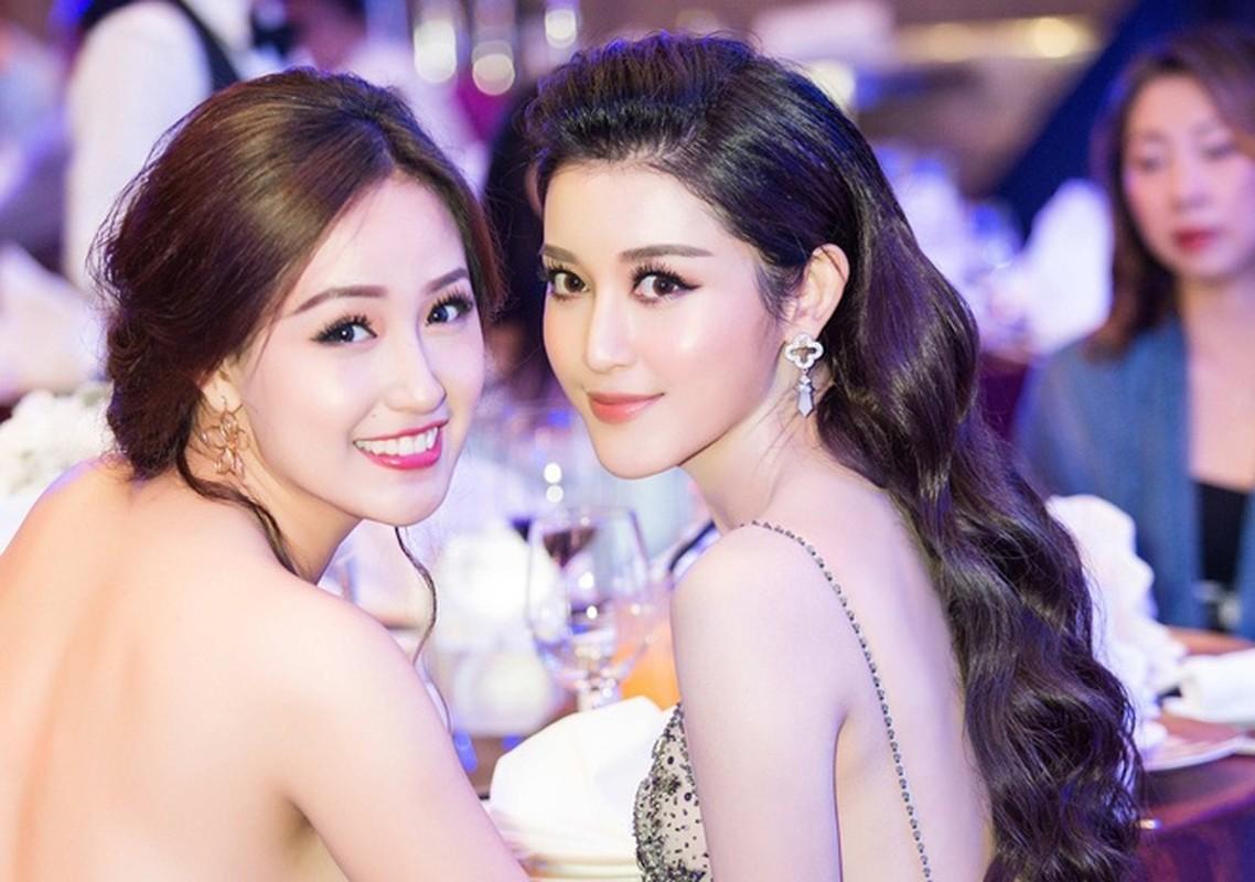 Mai Phuong Thuy va hoi ban than toan hoa hau, a hau cua Vbiz-Hinh-6