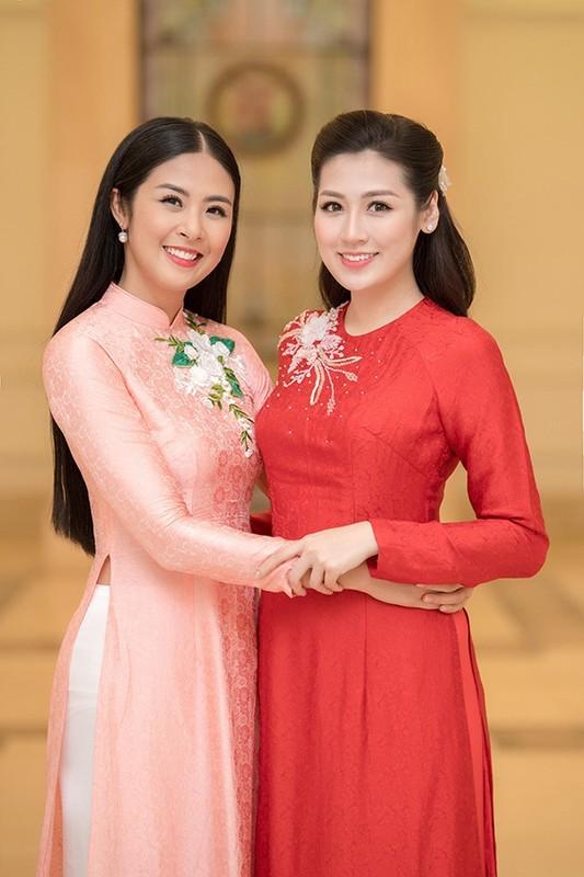 Mai Phuong Thuy va hoi ban than toan hoa hau, a hau cua Vbiz-Hinh-8