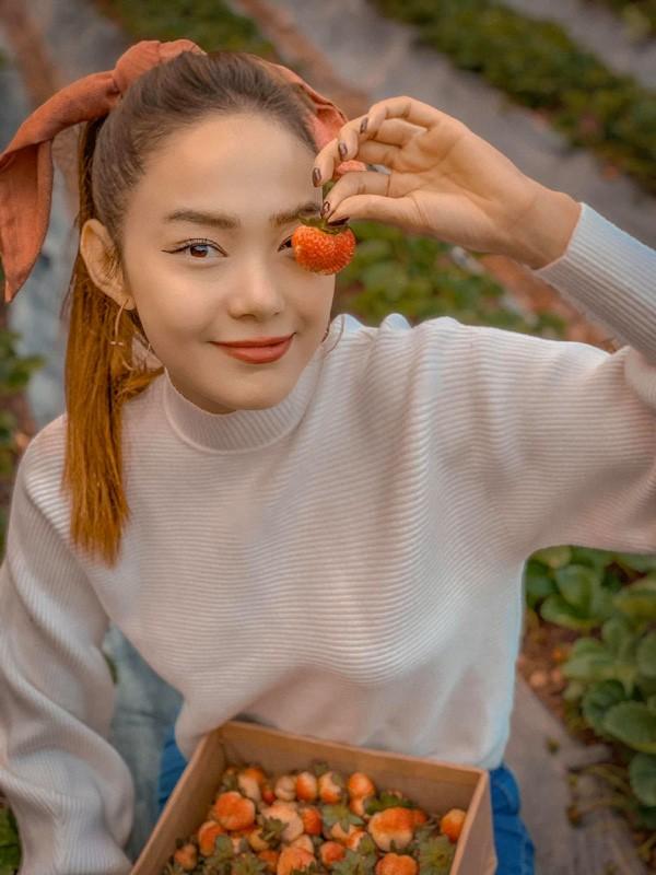 My nhan ten Minh Hang: Nguoi ve huu chua con cai, ke yeu dai gia-Hinh-9