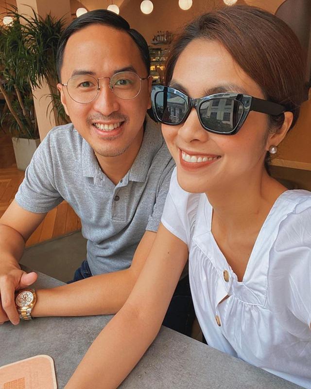 Anh hau truong cua Diem My - Nhan Phuc Vinh